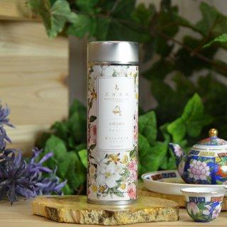芯身美茶-缶(10パック)-心安らぎリラックスTEA-【台湾烏龍茶×ジャスミン】