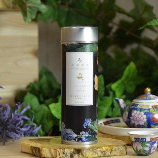 芯身美茶-缶(10パック)-食べ過ぎ防止TEA-【プーアル茶×バラの花】