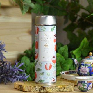芯身美茶-缶(10パック)-デザートTEA-【ライチ茶×アッサム紅茶】