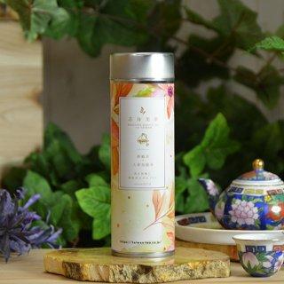 芯身美茶-缶(10パック)-カラダポカポカTEA-【鉄観音×人参烏龍茶】