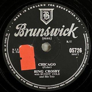 ビング・クロスビー: シカゴ/アラバミ・バウンド