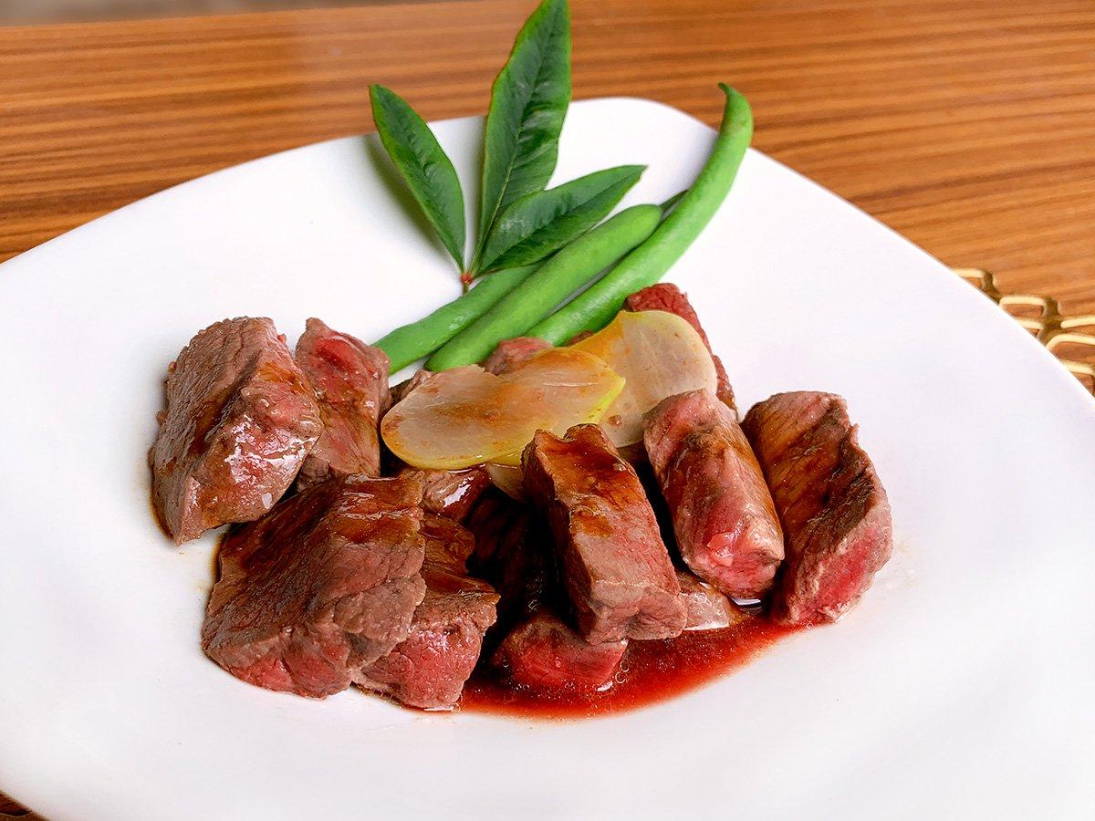 ステーキ用くじら【約180g】