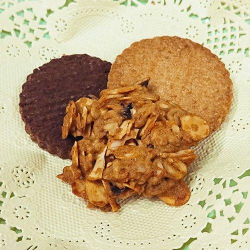 米粉のクッキー(グルテンフリー)商品画像