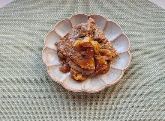放牧豚の生姜焼き商品画像