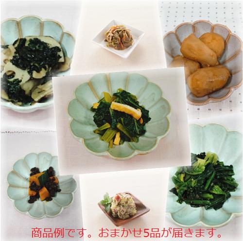 副菜セット(5品)商品画像