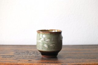 【森山窯】湯呑 いっちん 並釉