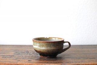 【森山窯】片手スープカップ いっちん 並釉