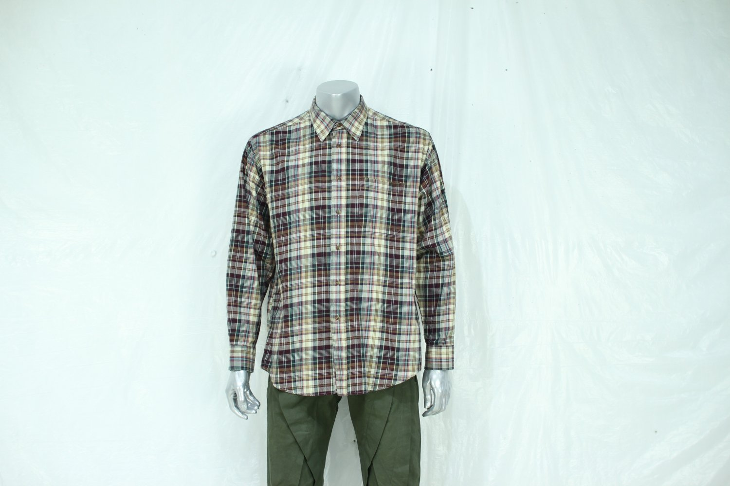 St.Michael Flannel shirts