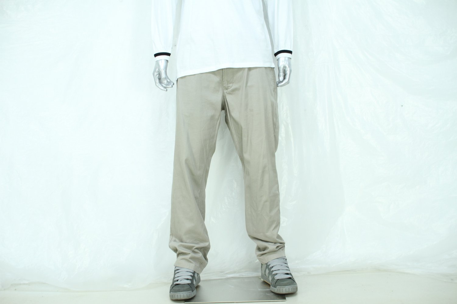 NICK COLEMAN CHINO TROUSERS