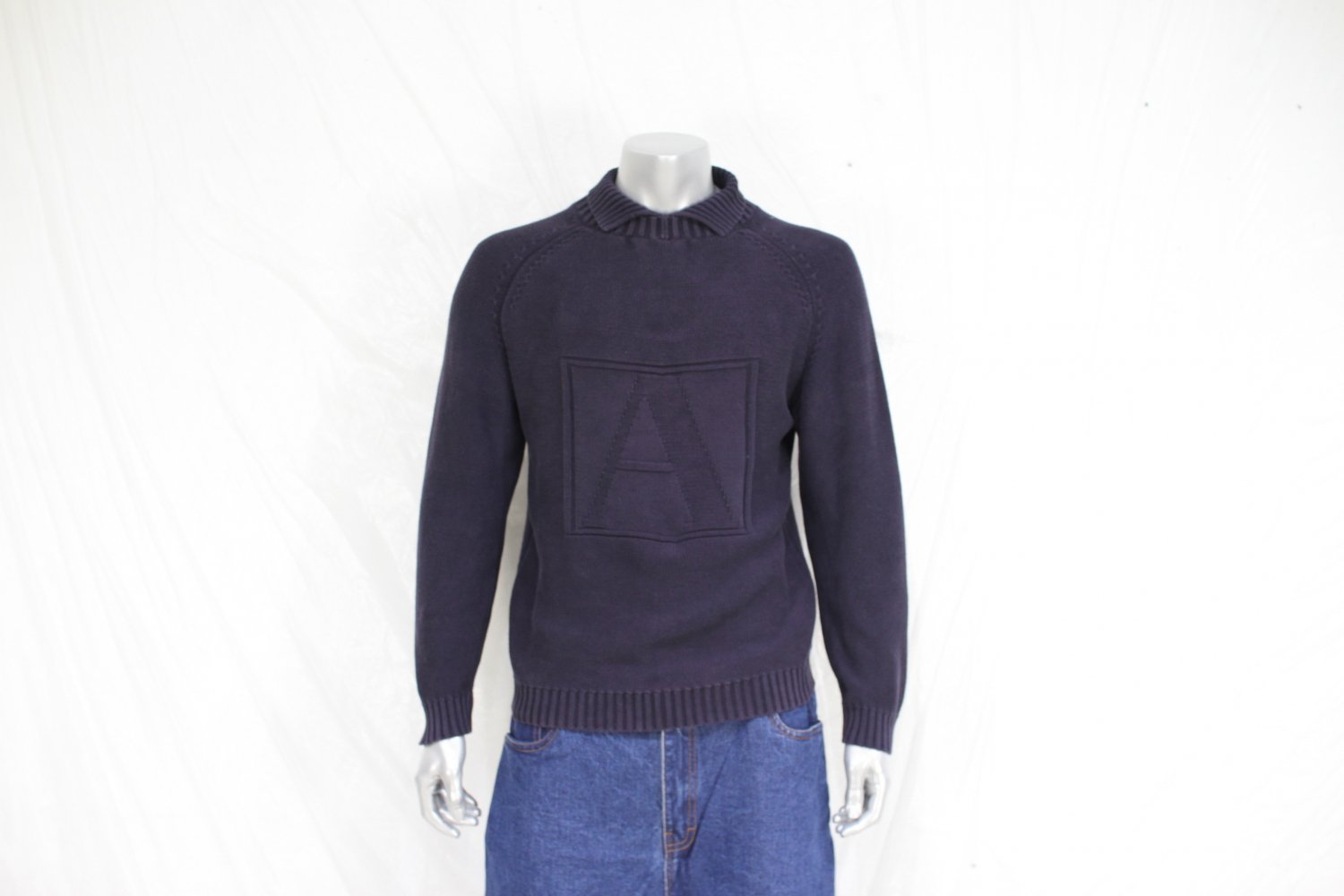 AQUASCUTUM COTTON SWEATER