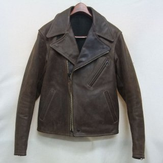 SQUARE-FOUR SAMPLE SALE品 SIZE:42 HORSEHIDE