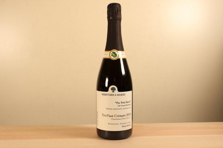 Tri-Pinot Crémant 2018 トリぴの・クレマン