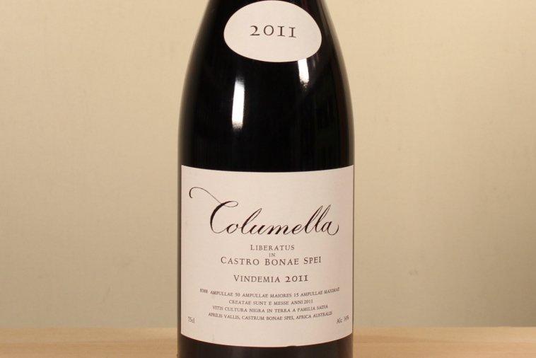 Columella コルメラ 2011