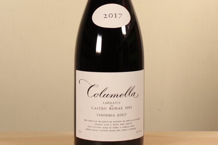 Columella コルメラ 2017