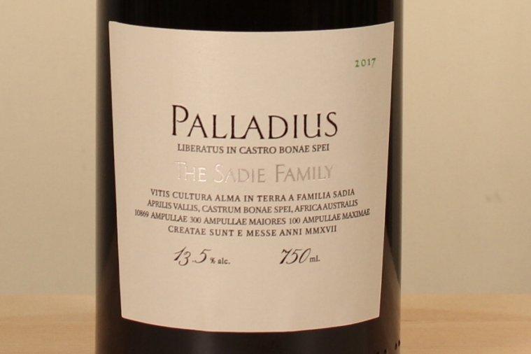 Palladius パラディウス 2017