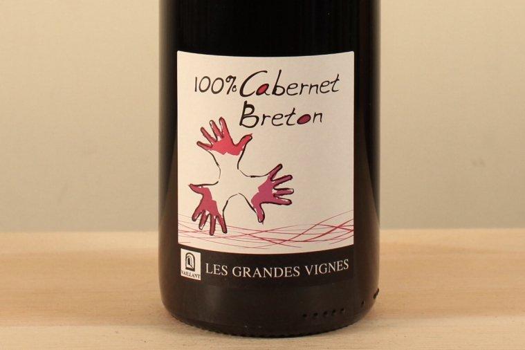 VdF Cabernet Breton 2018 / カベルネ ブルトン 2018