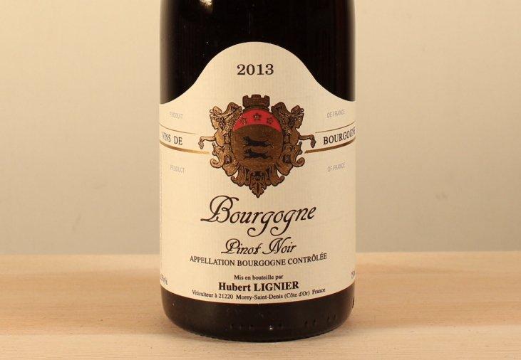 ブルゴーニュ ルージュ Bourgogne Rouge2013
