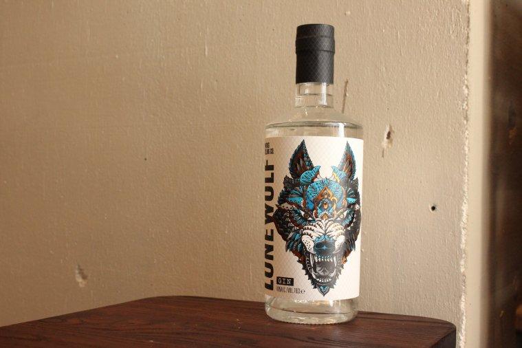 ローンウルフ ジン Lonewolf Gin44% 700ml