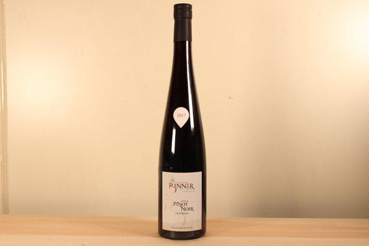 Pinot Noir Cuvée Béatrice ピノノワール キュヴェ ベアトリス NF 17