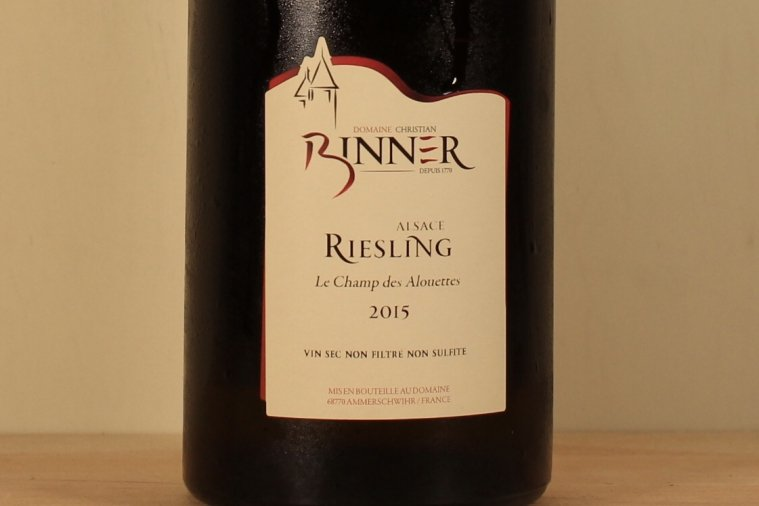 Riesling Le Champ des Alouettes リースリング ル シャン デ アルエットMAG15