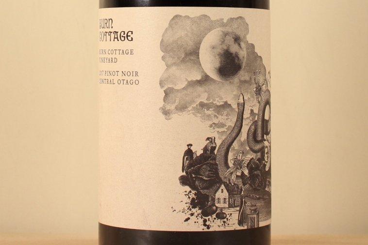 Burn Cottage Vineyard Pinot Noir 2017 バーン・コテージ ヴィンヤード ピノ・ノワール 2017