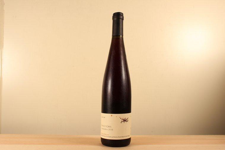 Pinot Gris Maceration ピノグリ マセラシオン18