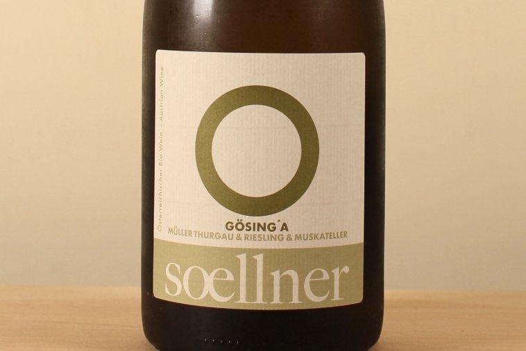 Gösing'A Müller-Thurgau, Riesling & Muskateller 2019 ゲースィング アー ミュラー=トゥルガウ リースリング ムスカテラー
