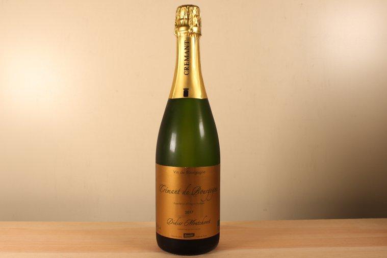 AC Crémant de Bourgogne 2017 クレマン・ド・ブルゴーニュ(白泡)