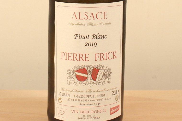 Pinot Blanc 2019 ピノ・ブラン