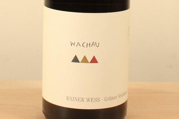 Wachauer Grüner Veltliner ヴァッハウ グリューナー・ヴェルトリーナー2018