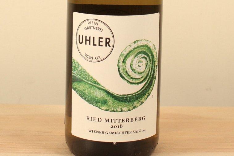 Wiener Gemischter Satz Mitterberg ヴィーナー ゲミシュター サッツ ミッテルベルグ 2018