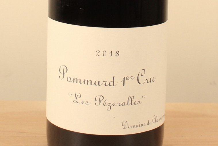Pommard 1er Cru 2018 Les Pézerolles ポマール1級 レ・ペズロール(赤)