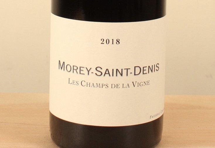 Morey Saint Denis 2018 Les Champs de la Vigne Qvevris モレ・サン・ドニ レ・シャン・ド・ラ・ヴィーニュ クヴェヴリ(赤)