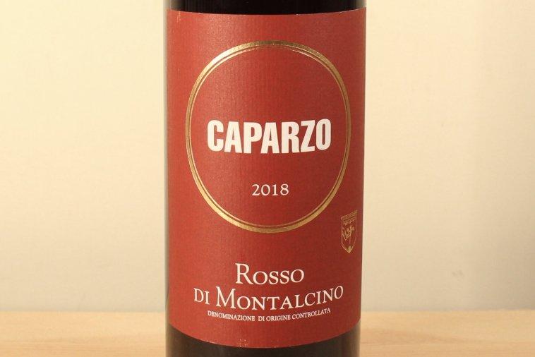 ROSSO DI MONTALCINO ロッソ・ディ・モンタルチーノ 2018