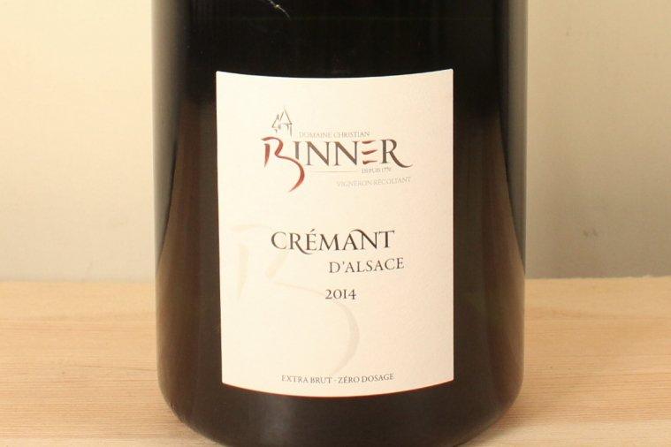 Cremant d'Alsace クレマン ダルザス マグナム2014