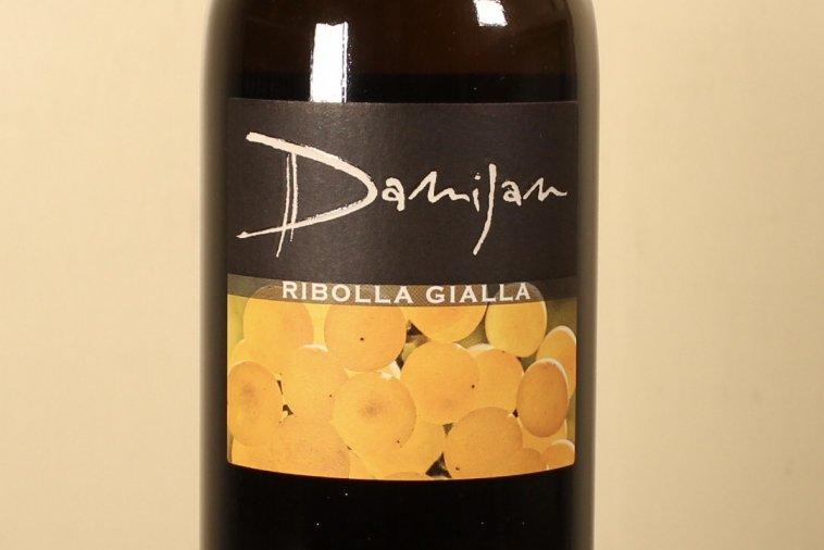 Ribolla Gialla2015 リボッラ ジャッラ