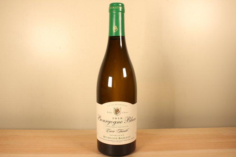 Bourgogne Blanc Cuvée Famille ブルゴーニュ ブラン キュヴェ・ファミーユ2018