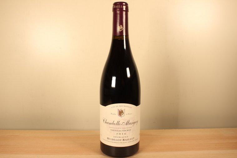 Chambolle-Musigny Vieilles Vignes シャンボール・ミュジニー ヴィエイユ・ヴィーニュ 2016
