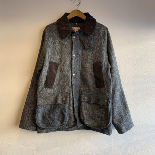【yoused】HARRIS TWEED COUNTRY JACKET ハリスツイード カントリージャケット