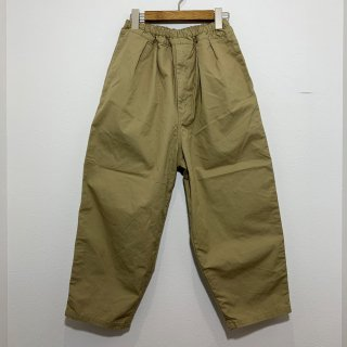 【ORDINARY FITS】 OF-P052 NARROW BALL PANTS オーディナリーフィッツ