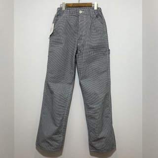 【ORDINARY FITS】 オーディナリーフィッツ 2020ss OF-P055 RELAX PAINTER PANTS CKECK 千鳥格子