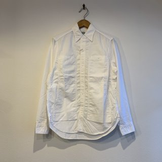 【SASSAFRAS】ササフラス FEEL SUN HALF OXFORD SHIRTS SF-201618