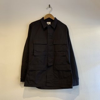 【MILITARY DEADSTOCK】US ARMY BLACK357 JACKET リップストップ S-R