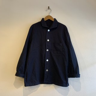 【MILITARY DEADSTOCK】GERMAN ARMY Sleeping Shirt Overdye スリーピングシャツ