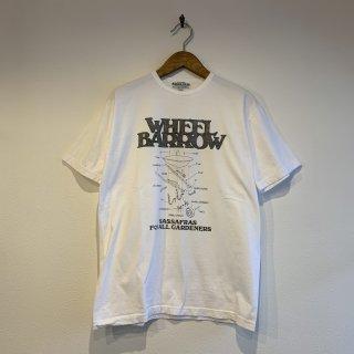 【SASSAFRAS】Wheel Barrow T1/2 ササフラス Tシャツ