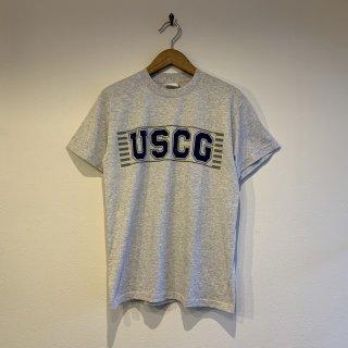 【MILITARY DEADSTOCK】 米軍沿岸警備隊 USCG Tシャツ