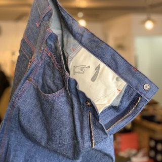 【STAMP】VINTAGE PAINTER PANTS 10oz DENIM ペインターパンツ
