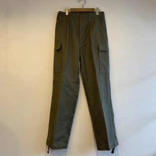 【MILITARY DEADSTOCK】1980's GERMAN ARMY CARGO PANTS