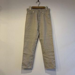 【ORDINARY FITS】LINEN 5POCKET ANKLE PANTS オーディナリーフィッツ リネンアンクルパンツ
