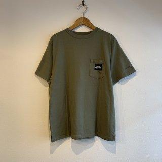 【MOUNTAIN SMITH】 マウンテンスミス クラシックポケットTシャツ CLASSIC POCKET TEE